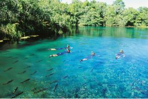 Bonito Mejores lugares turísticos de Brasil