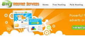 Byet Host Mejores hosting gratuitos