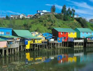 Chiloé Lugares para visitar en Chile