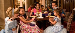Comidas con las Princesas de Disney Cosas que tienes que hacer en Disney World
