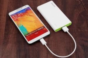 EasyAcc Slim Power Bank Charger Mejores cargadores portátiles para móviles