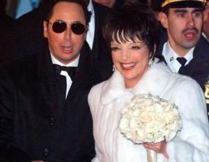 Liza Minelli y David Gest bodas más impresionantes de la historia