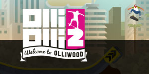 OlliOlli 2 Welcome to Olliwood mejores juegos de PlayStation 4