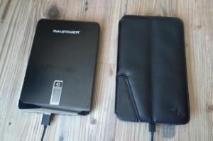 RAV Power Xtreme Portable External Battery Charger Mejores cargadores portátiles para móviles