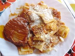 Ravioles con tuco mejores comidas argentinas
