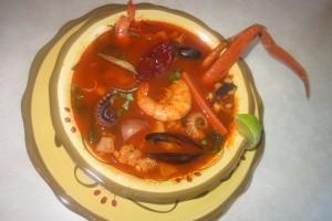Sopa de mariscos Mejores Comidas Chilenas