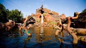 Splash Mountain, Space Mountain y Casa Embrujada Cosas que tienes que hacer en Disney World