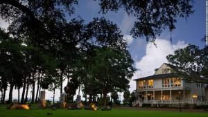 The Inn en Palmetto Bluff, Carolina del Sur Mejores hoteles de Estados Unidos