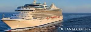 Oceania Riviera Mejores cruceros del mundo