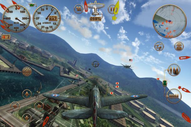 10 Mejores Juegos De Aviones Para Android