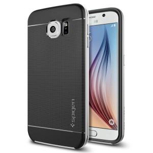 7 Spigen Neo Hybrid Mejores covers para Samsung Galaxy S6