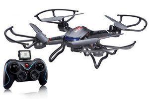 3 mejores Drones (aviones no tripulados) del 2016