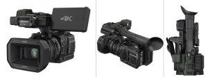 5 mejores cámaras profesionales de vídeo 4k