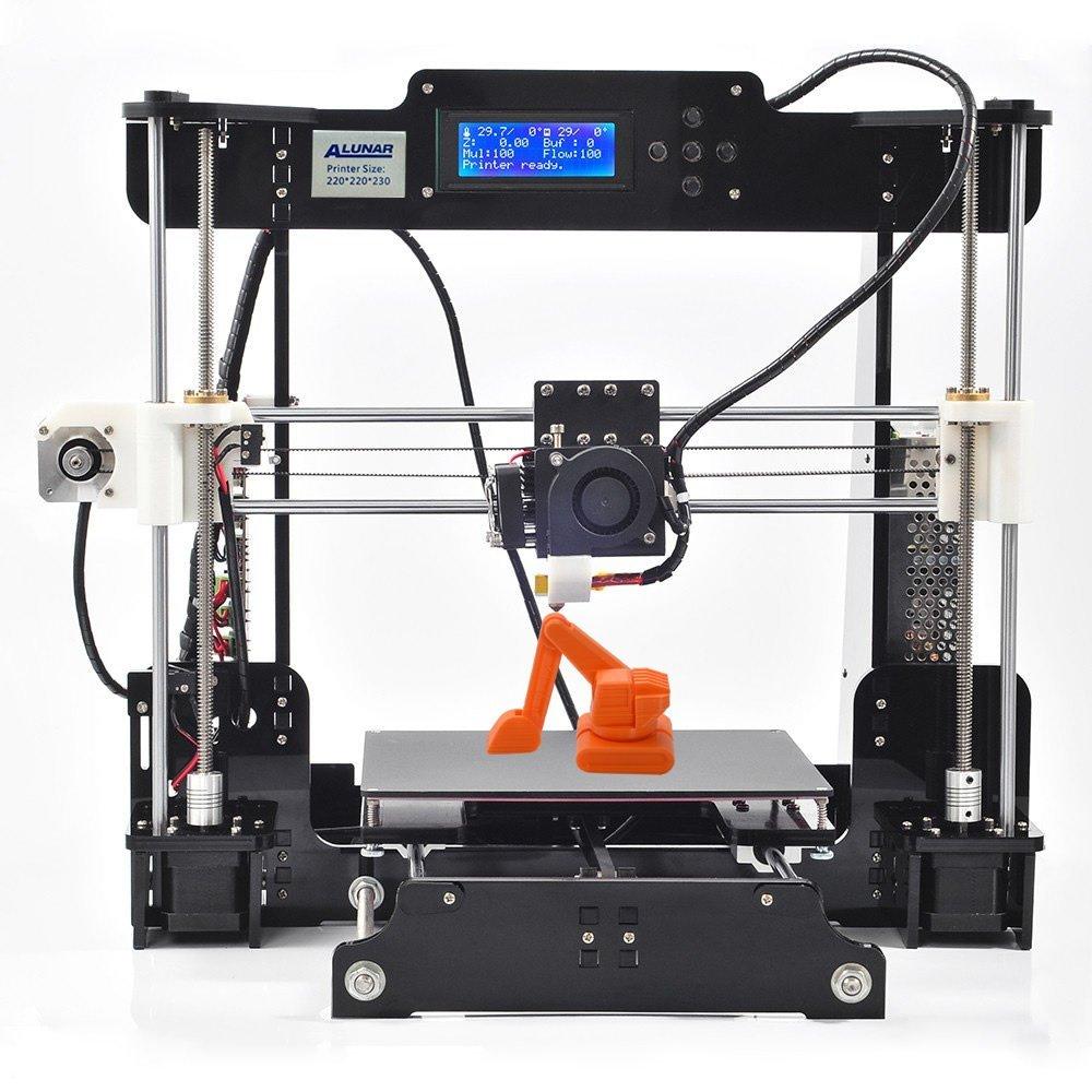 Las 10 Mejores Impresoras 3d