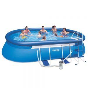 3 mejores piscinas desmontables