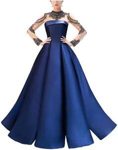 Eilemy Royal Blue, Los 10 mejores vestidos formales para damas