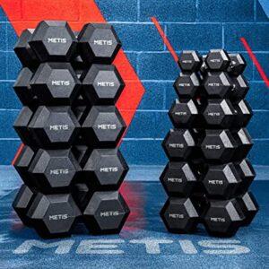 METIS Mancuernas Hexagonales