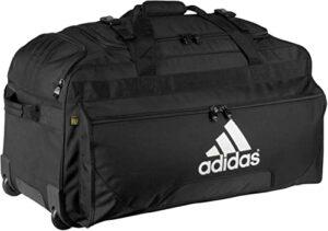 Adidas Team Bolsa para Ruedas Negro los 10 mejores bolsos para gimnasia