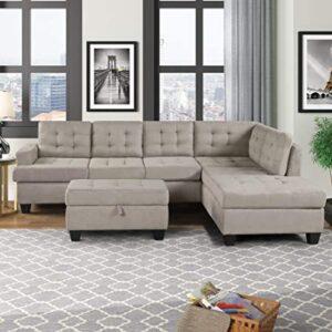 Artiron Chaise Lounge, los 10 mejores muebles en forma de L