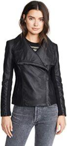 BB DAKOTA BJ302971, Las 10 mejores chaquetas de cuero para damas