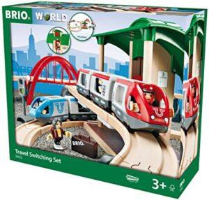 Brio 33512, Los 10 mejores juegos de trenes