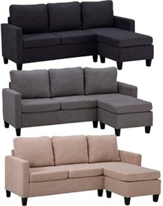 Bulan Cuero & Ante, los 10 mejores muebles en forma de L