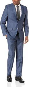 Calvin Klein Malik Blue, Los 10 mejores trajes formales para hombre