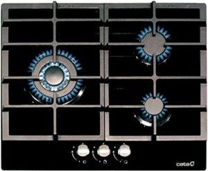 Cata LCI 6021 BK las 10 mejores cocinas de gas modernas