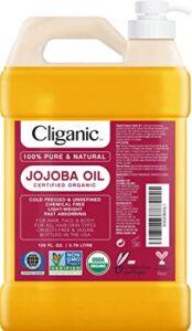 Cliganic Jojoba Orgánico, Los 10 mejores productos de belleza