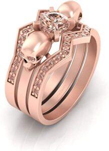 DFJ VOR44 Los 10 mejores anillos de plata