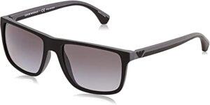 EMPORIO ARMANI 5229T3, Los 10 mejores lentes de sol para hombres