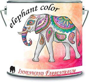 Elephant Color sin Disolventes las 10 mejores pinturas para el hogar