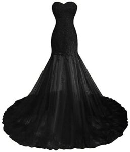 Fair Lady Gothic Vintage Fiesta Largo Los 10 mejores vestidos de boda