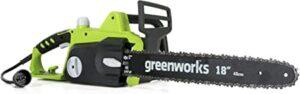 Greenworks 20332 Las 10 mejores motosierras