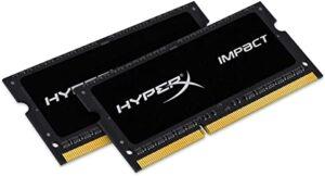 HyperX Impact HX316LS9IBK2
