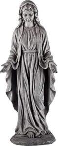 John Timberland Virgen María, las 10 mejores estatuas para jardín