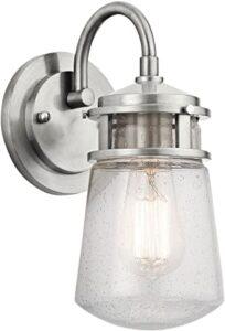Kichler 49444BA, las 10 mejores lámparas para jardín
