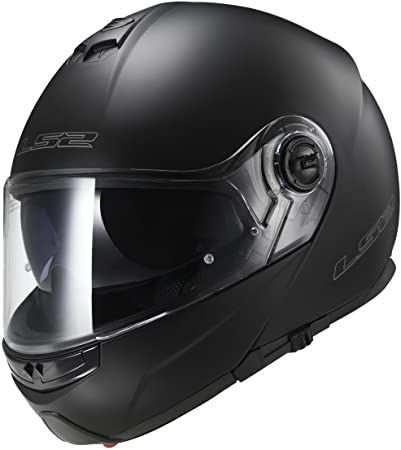 LS2 Helmets 325-1012-S S Negro Mate