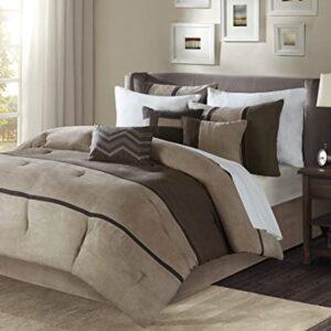 Madison Park Palisades Tamaño Queen los 10 mejores edredones para el colchón