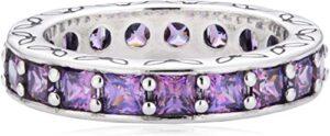 Pandora 190894CFP-58 Los 10 mejores anillos de plata