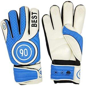QERNTPEY Guantes de portero Goma C4 Unisex los 10 mejores guantes de portero de fútbol