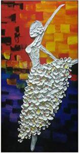 QUANHUA 610-256-225 los 10 mejores cuadros acrílicos decorativos