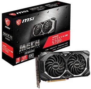 Radeon RX 5700 Mech GP OCRadeon RX 5700 Mech GP OC