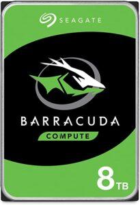Seagate BarraCuda, Los 10 mejores discos duros del 2021