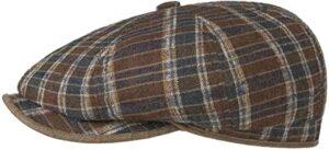 Stetson Tarnaco Check, Las 10 mejores gorras de verano
