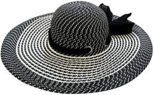 TBR@AKL 56-UV Negro, Los 10 mejores sombreros de sol para damas