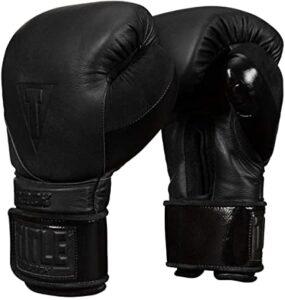 Title Boxing Guantes de Boxeo Color Negro